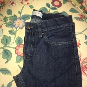 Levi's Dark washed jeans